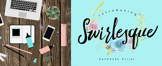download a free script font summer graphics mockups more this week only