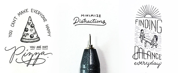 17 Outstanding Hand-Lettered Designs to Inspire You