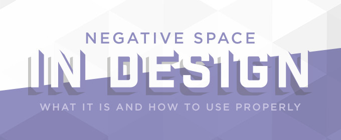 Designing With Negative Space: Inspiring Examples & Tips