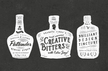 Made With Creative Market: Design Tinctures