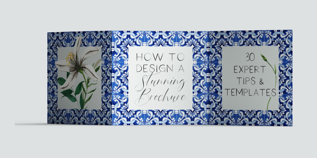 How To Design A Stunning Brochure 30 Expert Tips And Templates Creative Market Blog