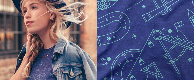 How to Design a Brilliant Graphic Tee