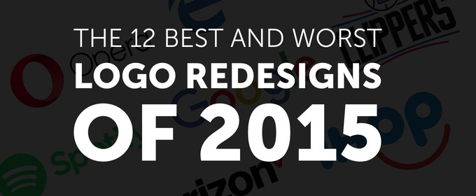 The 12 Best and Worst Logo Redesigns of 2015
