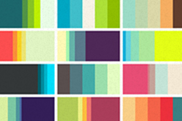 20 Bold Color Palettes to Try This Month: November 2015