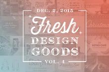 This Week's Fresh Design Goods: Vol. 4