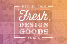 This Week's Fresh Design Goods: Vol. 5