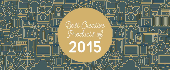 The Best Creative Products of 2015: Introducing Creative Market Awards Winners