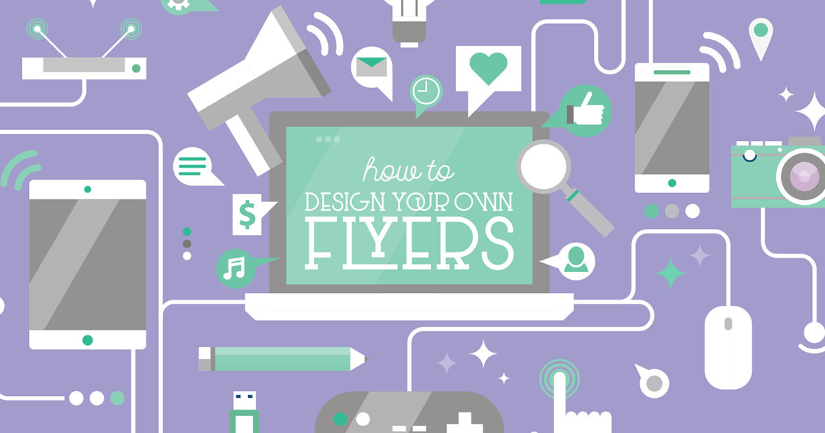 How to design your own flyer templates and tips for How to create your own blog template