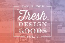 This Week's Fresh Design Goods: Vol. 7