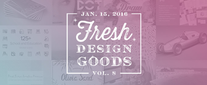 This Week's Fresh Design Goods: Vol. 8