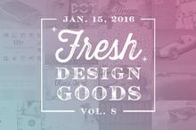 This Week's Fresh Design Goods: Vol. 8