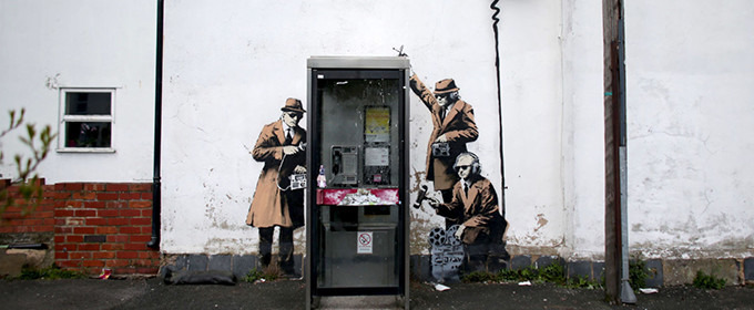 Pay $300k for a Banksy Mural, Get a Free House