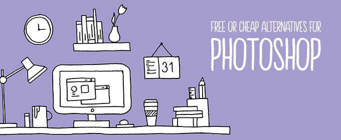8 Free or Cheap Alternatives For Photoshop