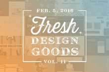 This Week's Fresh Design Goods: Vol. 11