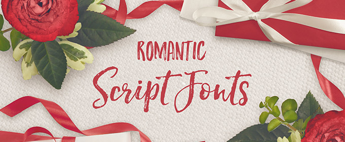 30 Romantic Script Fonts For Valentine S Day And Beyond Creative