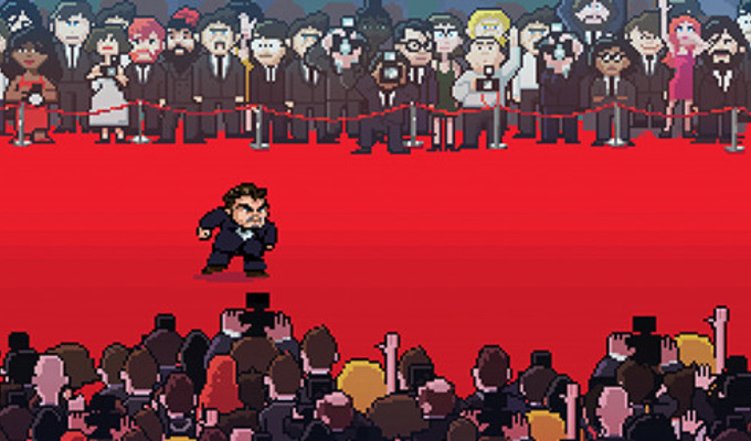 Leo's Red Carpet Rampage: How Long Can You Last?