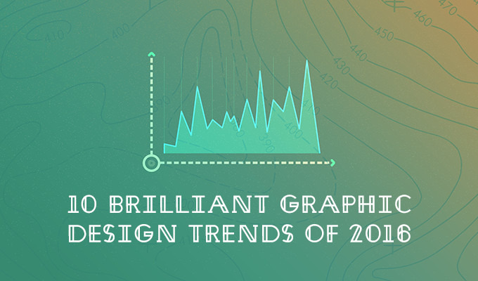 10 Brilliant Graphic Design Trends of 2016