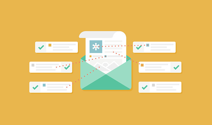 6 design tips to radically transform your emails ~ creative market, Presentation templates