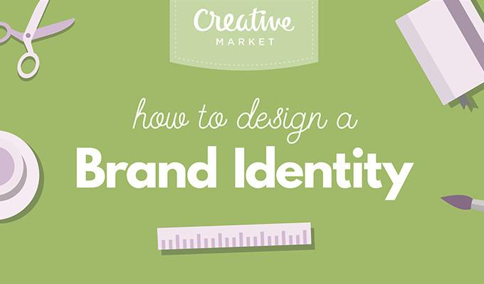 How to Design a Brand Identity: Visual Recap