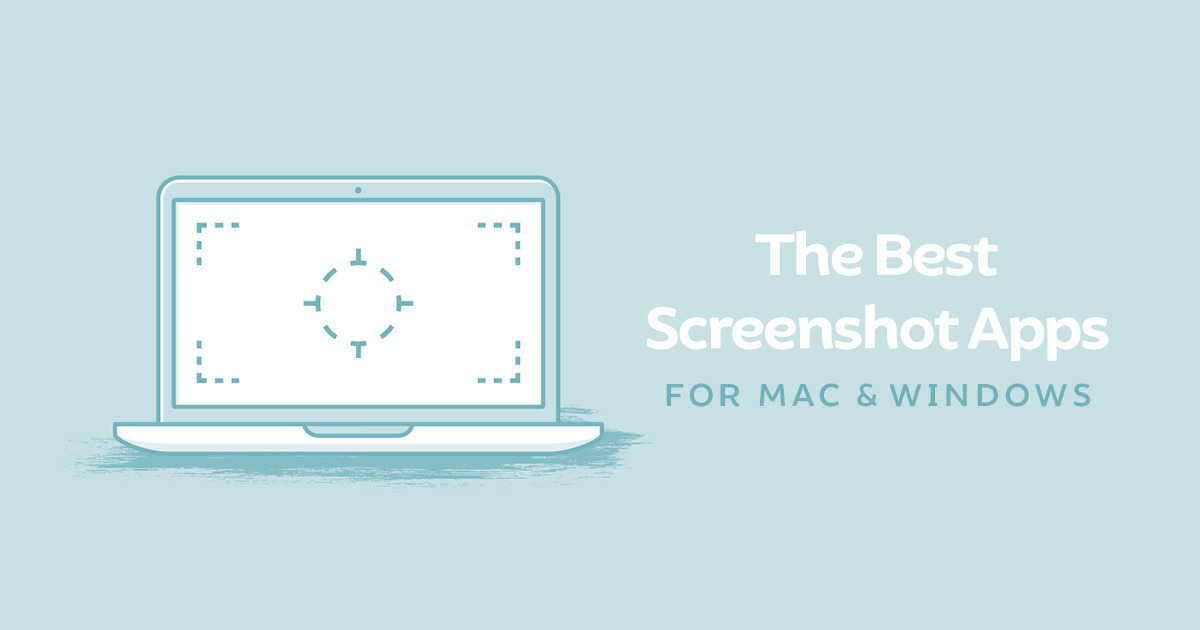 Best Screenshot Apps for Mac & Windows ~ Creative Market Blog