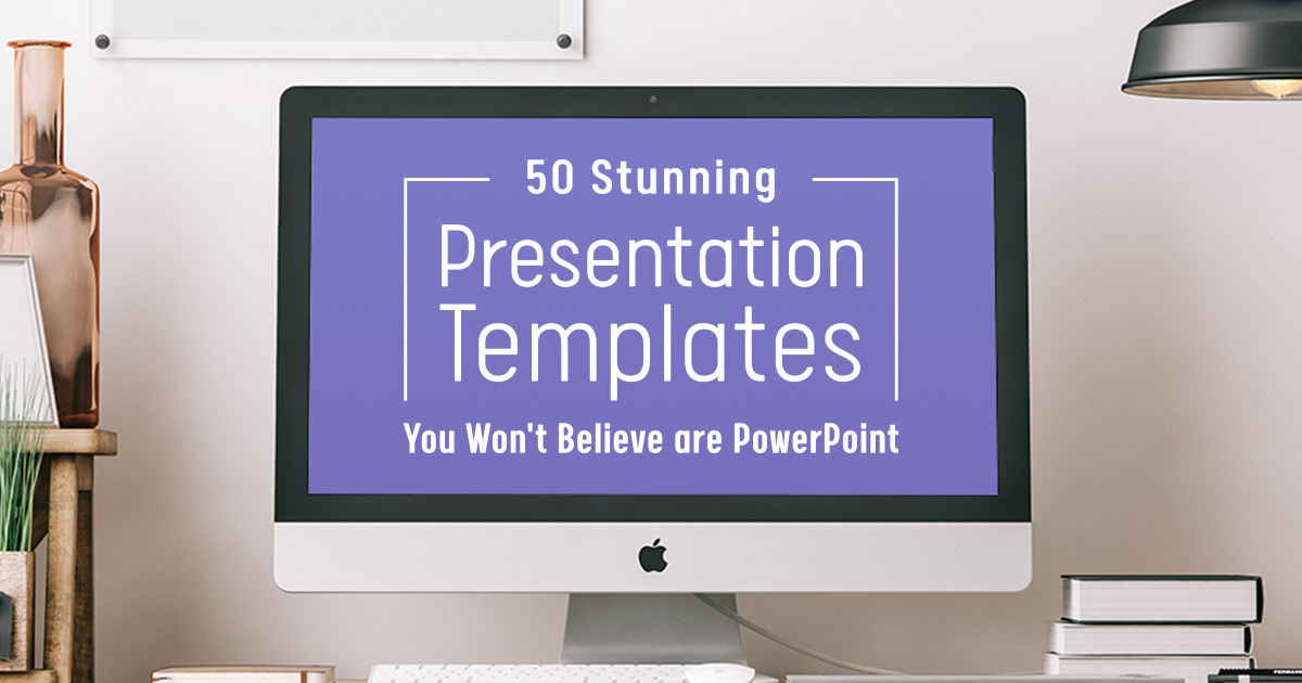 50 Stunning Presentation Templates You Won T Believe Are Powerpoint Creative Market Blog
