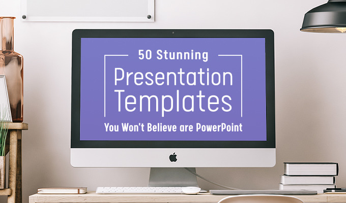 50 stunning presentation templates you won't believe are, Presentation templates