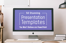 50 Stunning Presentation Templates You Won&#039&#x3B;t Believe are PowerPoint