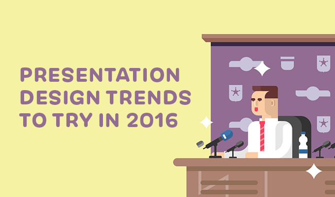 Top PowerPoint and Keynote Design Trends To Try in 2016