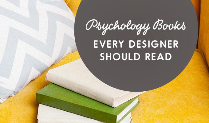 7 Psychology Books Every Designer Should Read