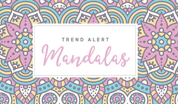 Design Trend Alert: Mandalas