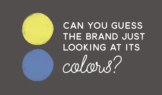 Quiz: Can You Match the Colors to the Brand?