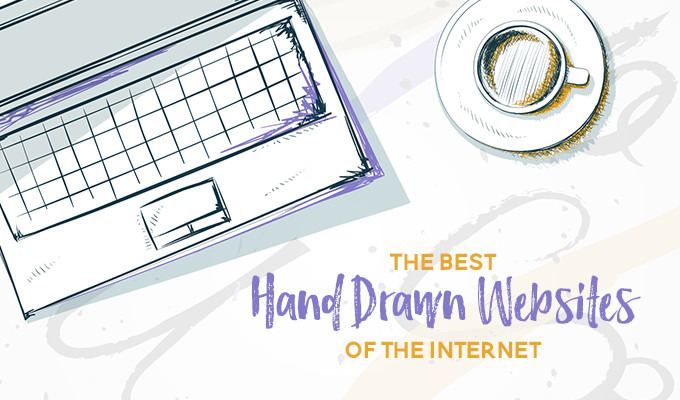 The Internet's Best Hand Drawn Websites