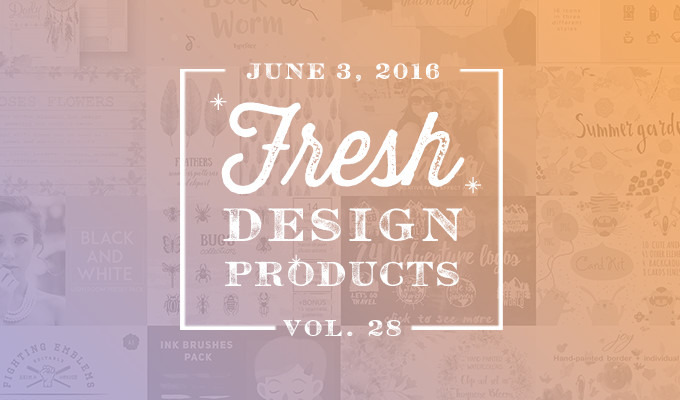 This Week's Fresh Design Products: Vol. 28