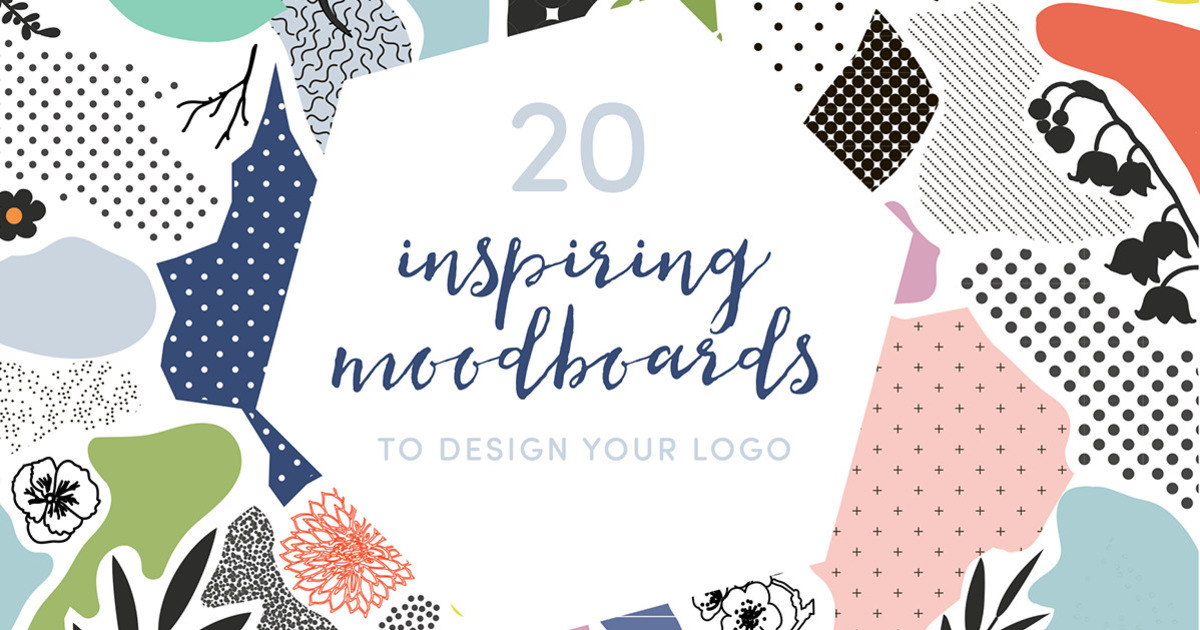 20 inspiring mood boards to design your own logo creative market blog rh creativemarket com