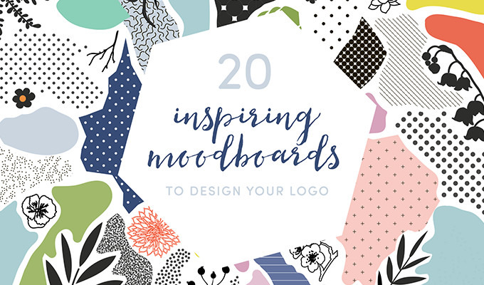 20 Inspiring Mood Boards To Design Your Own Logo Creative Market Blog