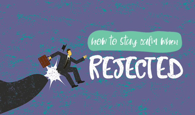 9 Ways to Calm Your Brain When You've Been Rejected