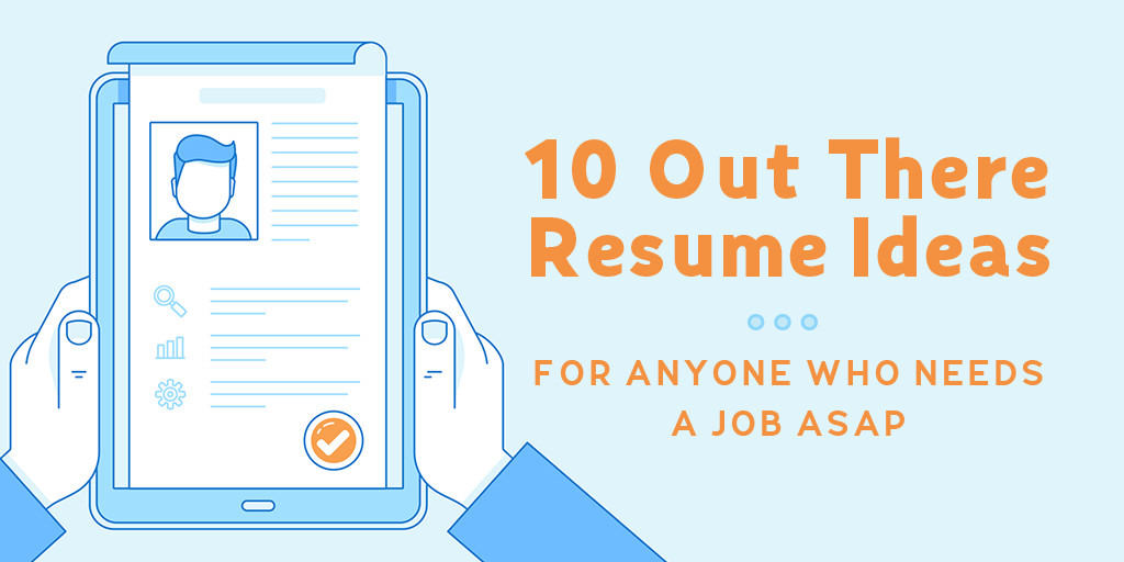 10 creative resume ideas for anyone who needs a job asap creative 10 creative resume ideas for anyone who needs a job asap creative market blog altavistaventures Images
