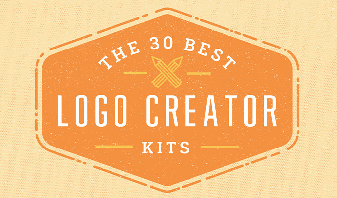 The 30 Best Logo Creator Kits ~ Creative Market Blog