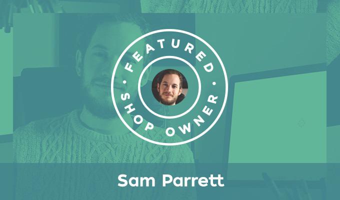 Featured Shop: Sam Parrett