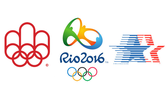 Every Olympic Logo Rated by Design Legend Milton Glaser