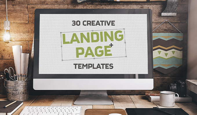 30 creative landing page templates to inspire yours creative 30 creative landing page templates to inspire yours maxwellsz