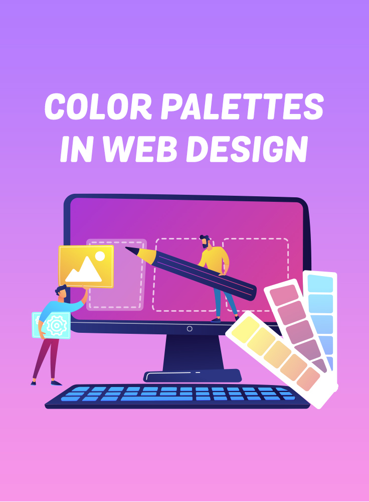 Color Palettes In Web Design The Combinations Behind 30 Stunning Sites Creative Market Blog