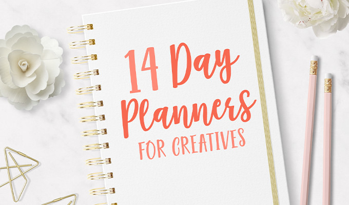 14 Day Planners That Will Boost Your Creative Career