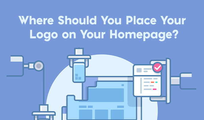 Where Should You Place Your Logo on Your Homepage? Science Gives the Answer