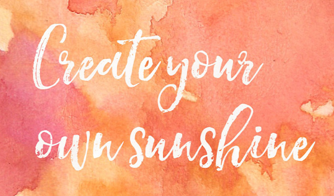 How to Create Watercolor Social Media Graphics — No Illustrator Needed