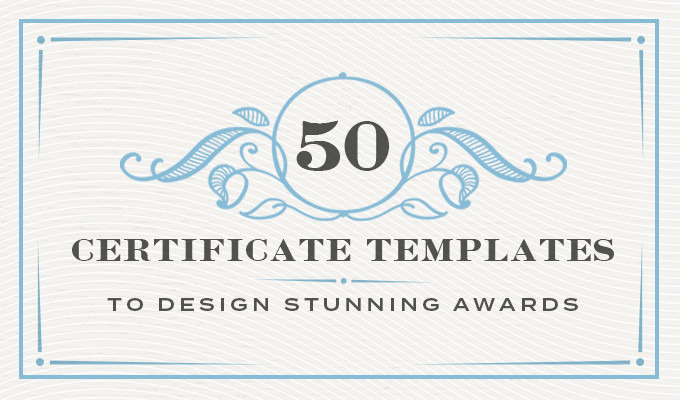 50 certificate templates to design stunning awards creative 50 certificate templates to design stunning awards yadclub Image collections