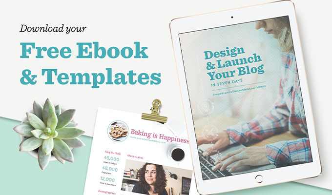Free Ebook: How to Design & Launch Your Blog in 7 Days