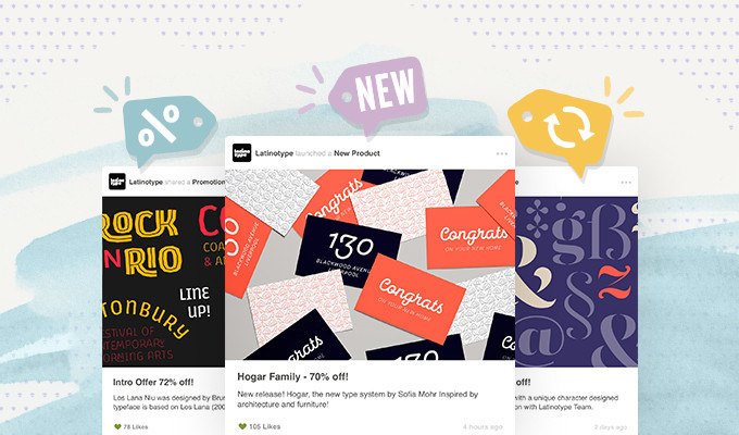 A New Way To See Product Launches and Promotions From Your Favorite Shops