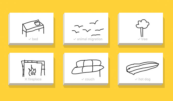 Google's New AI Game Can Guess Your Drawings