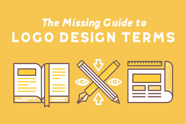 Icon, Mark, Brand, Emblem: The Missing Guide to Logo Design Terms